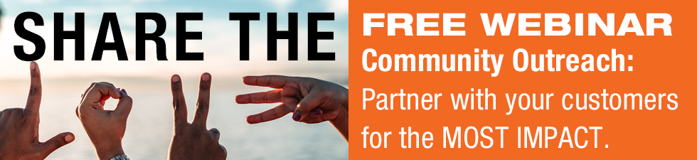 FREE LIVE WEBINAR: Partner with Your Customers for the MOST Impact!